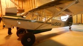 1961 Piper PA-18-180 MAGNUM Cub SOLD