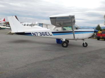 1977 Cessna R172K – Price Reduced! – Alaska Aircraft Sales